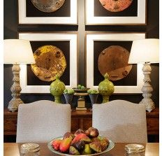 Dramatic Dining Style