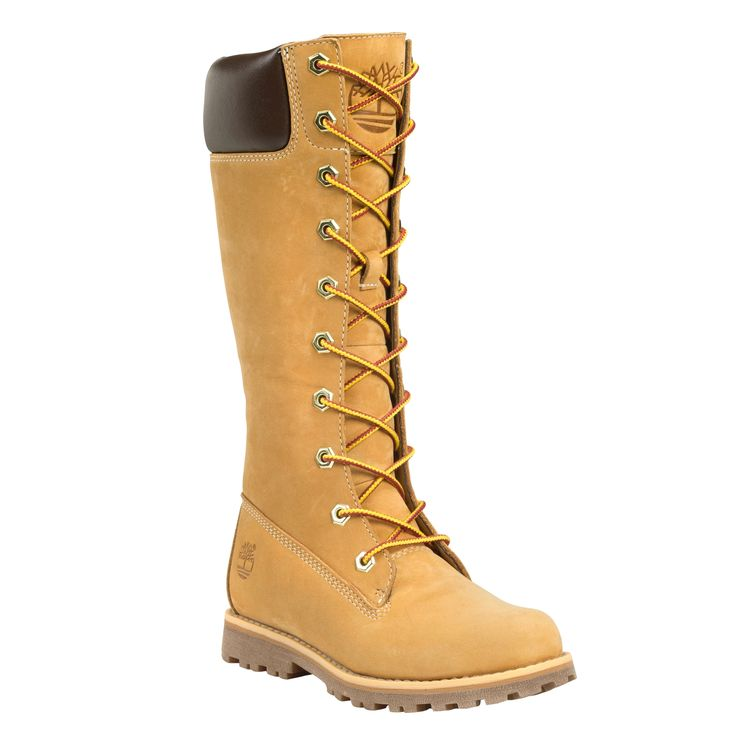 timberland long boots for ladies