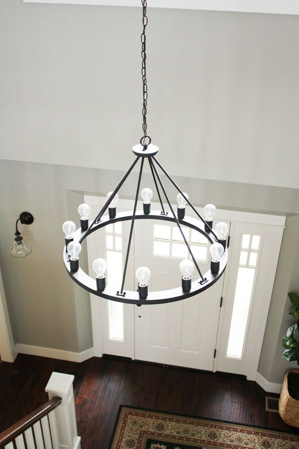Best 25 Entryway Chandelier Ideas On Pinterest Tuscan