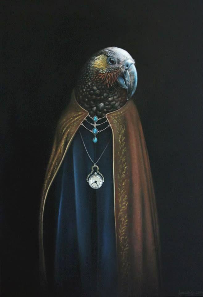 Painter Jane Crisp - Interview