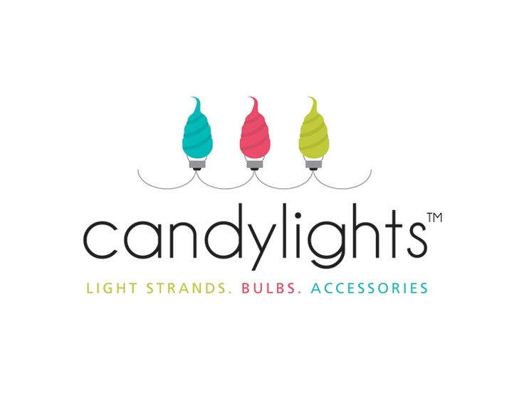 Boutique By Design Portfolio - Logo Design - Candy Lights