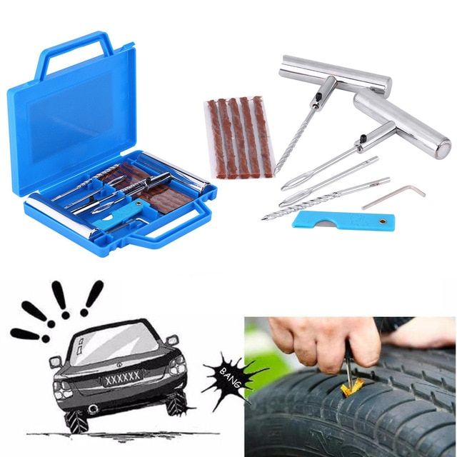 Pin On Tire Repair Tools