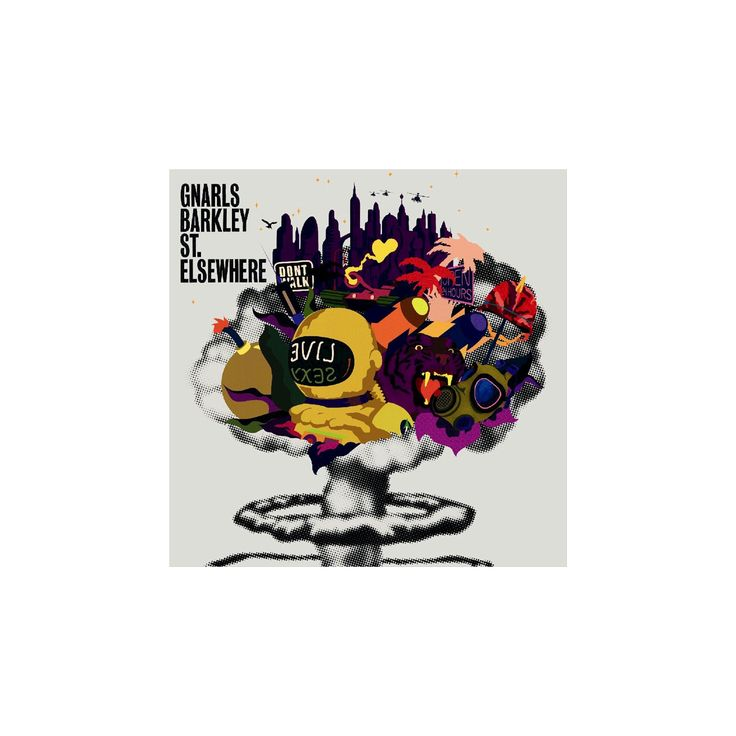 Gnarls barkley - St elsewhere (Vinyl)