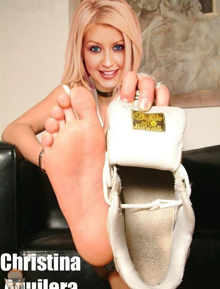 Ebony bbw foot fetish-4242