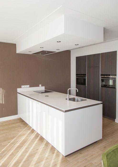 1165 besten k che modern bilder auf pinterest k chen mein haus und arquitetura. Black Bedroom Furniture Sets. Home Design Ideas