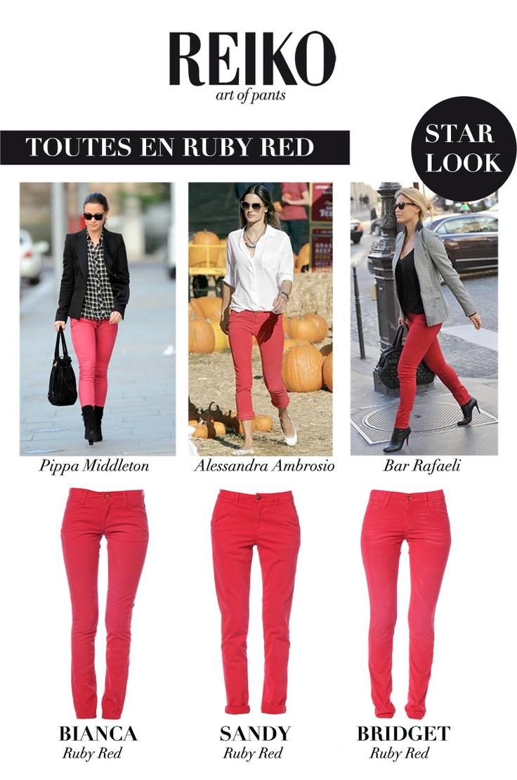 star look ruby red