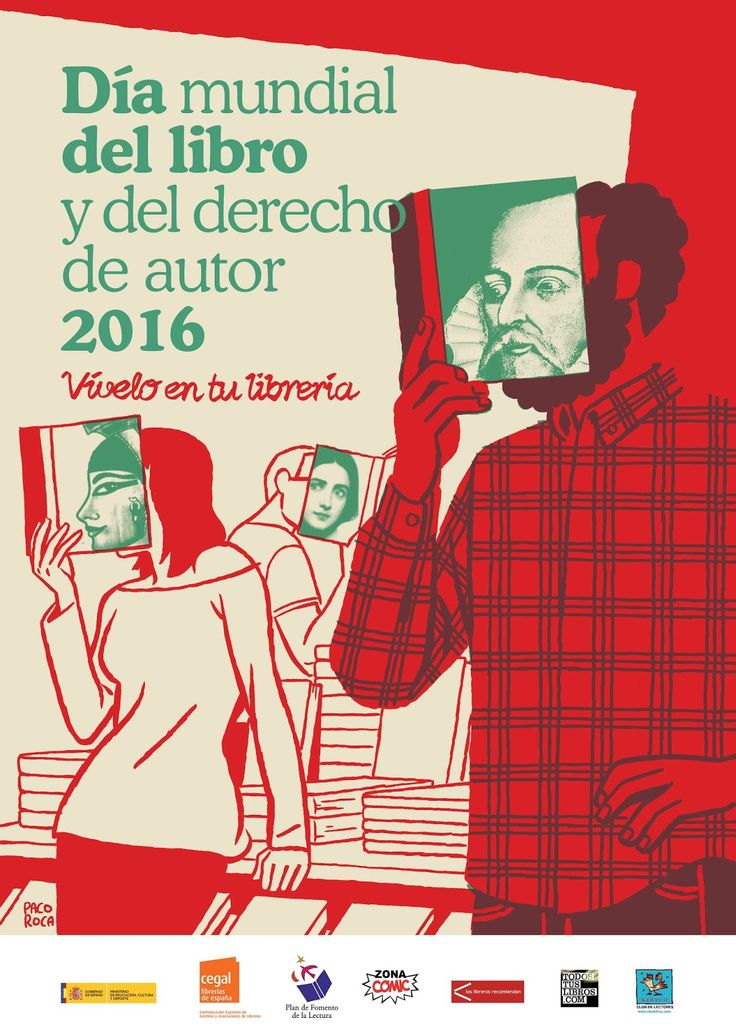 Día del Libro. Sevilla, 2016.