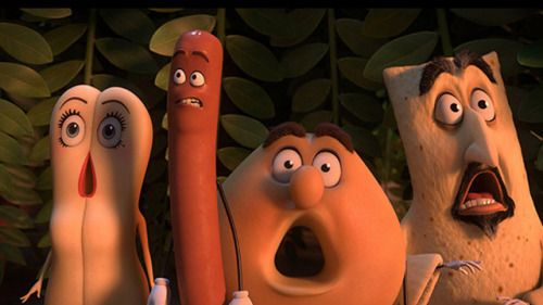 Sausage Party Leads to Food Based Carnage and Mayhem...: Sausage Party Leads to Food Based Carnage and Mayhem #SausagePartytrailer…