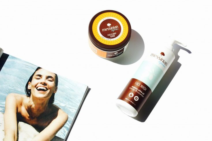 MI Beauty: Messinian Spa, Greek Natural Cosmetics