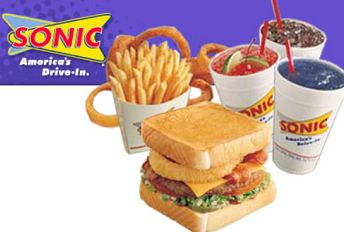 See the full Sonic Drive-In menu with prices here.