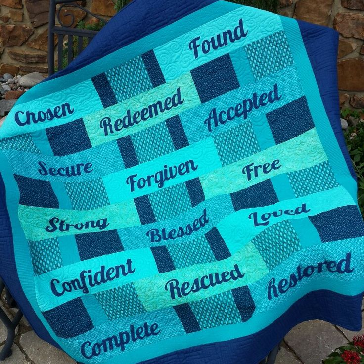 THE JOSHUA QUILT - Home