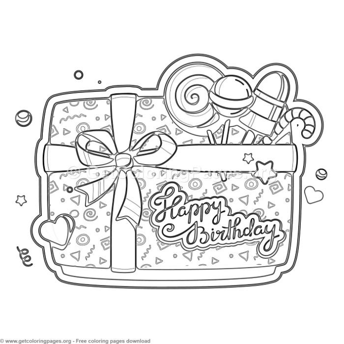 16 Happy Birthday Coloring Pages Getcoloringpages Org Coloring Coloringbook Coloring Birthday Coloring Pages Happy Birthday Coloring Pages Coloring Pages