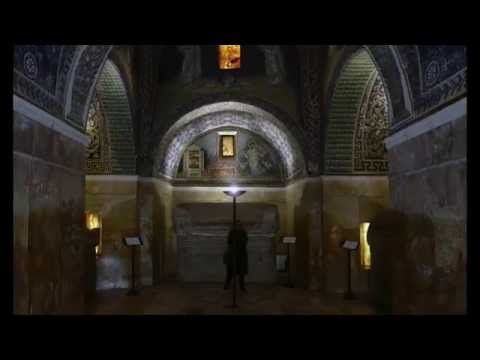 The Mausoleum of Galla Placidia, Ravenna - YouTube
