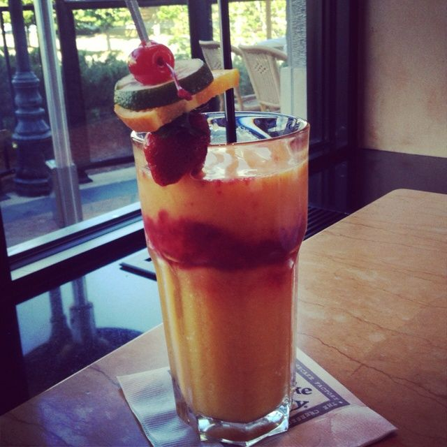 My favorite cheesecake factory frozen iced mango alcohol for Hot alcoholic beverages