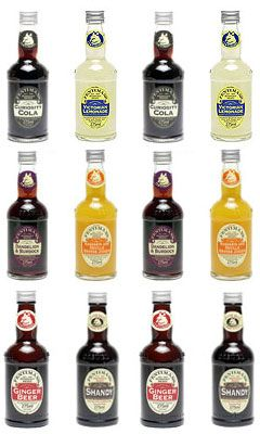 Fentimans, seriously just found my new favorite brand...and the bottles are cool looking too!