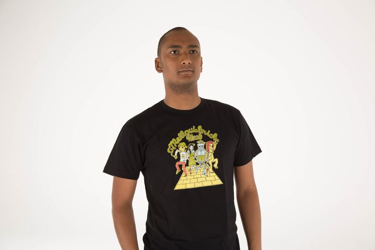 Mellow Brick Road Tshirt from Tshirt Terrorist http://www.tshirtterrorist.co.za/product/mellow/