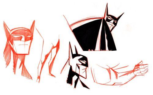 Batman Concept Art for Beware the Batman - Shane Glines