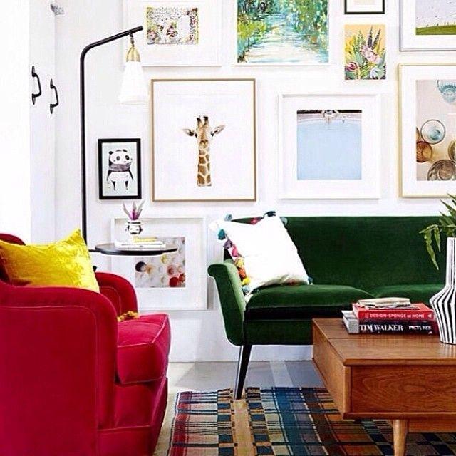 89 best Living Room Art Inspiration images on Pinterest Living