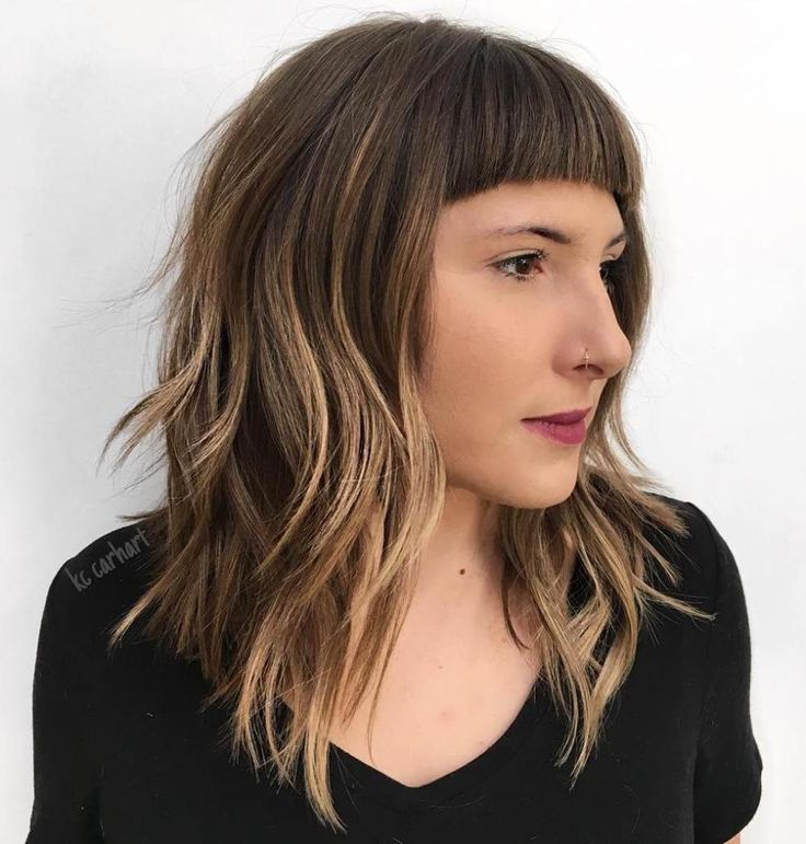 ways to style short hair with bangs 20 modern ways to style a bob with bangs 3799 | c0652c2e70ef56adc54004bb30a58d7d