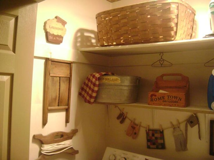 Country Laundry Room Decorating Ideas Best 25 Primitive Rooms On Pinterest
