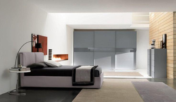 Zeitgenössische Italienische Schlafzimmer Möbel (mit