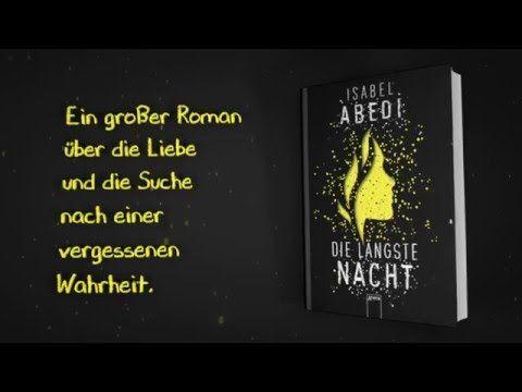 Isabel Abedi: Die längste Nacht. Buchtrailer