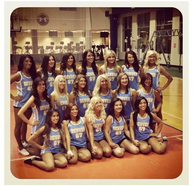 Denver Nuggets Dancers: 20 Best Nuggets Images On Pinterest