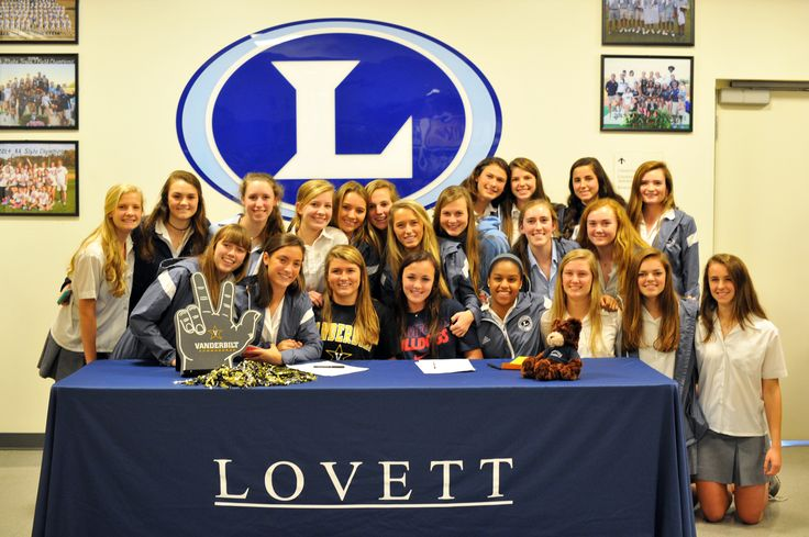 Two Soccer Lions Sign to College Careers