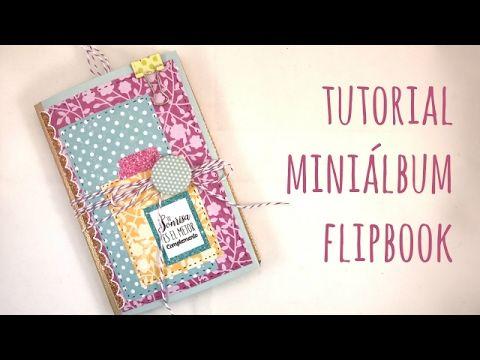 Cómo hacer un Miniálbum de sobres. Manualidades para el Día del Padre *TUTORIAL SCRAPBOOK* - YouTube