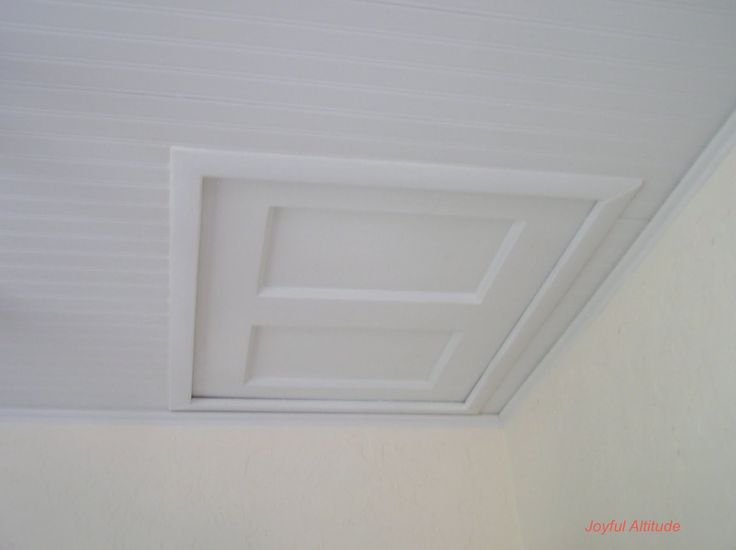Marvelous Attic Access Panel #2 Ceiling Attic Access Doors