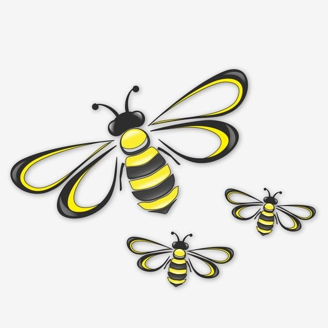 Funny Creative Honey Or Mining Bee Cartoon Design Bee Clipart Mining Bee Honey Bee Png And Vector With Transparent Background For Free Download Cartoon Design Bee Clipart Honey Bee Cartoon