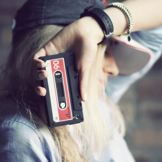 Retro Cassette IPhone 4 Case And Cover · $14.55