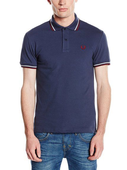 Fred Perry Polo TG M