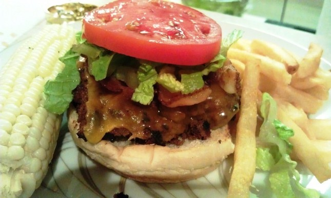 How to Make Barbecue Bacon Burgers | Now For The Main Course... | Pin ...