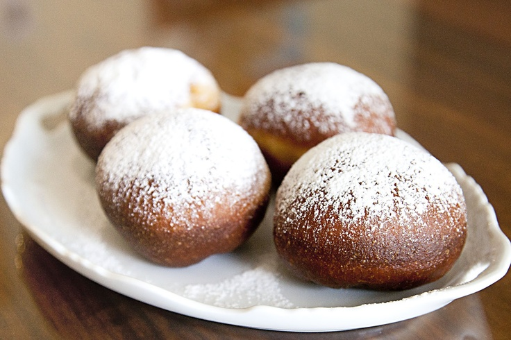 Donuts - Paczki - Ania's Polish recipe #9 Would love to make for the kids Babcias were the best!!!