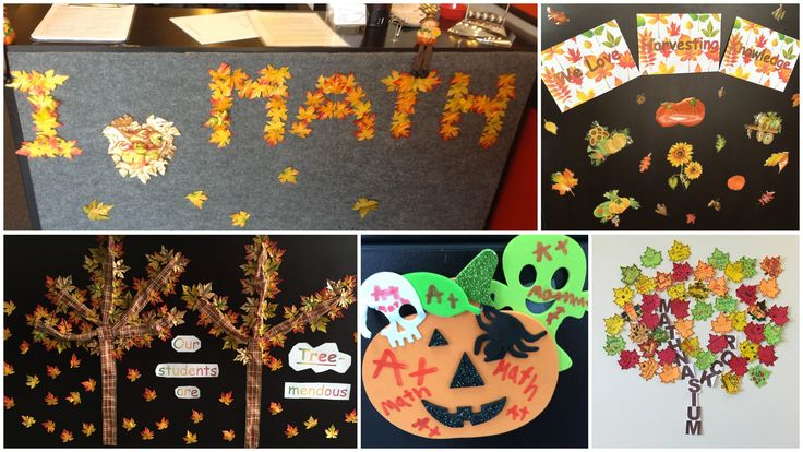 ‪Fall is definitely in the air, and #Mathnasium Center Directors are getting #festive with seasonal flair! How are you celebrating #fall this week?