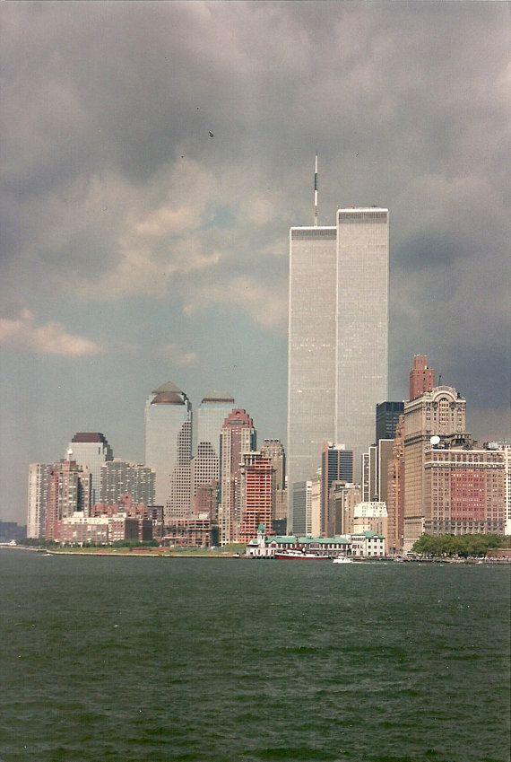 New York Stadtbild 2000Kreuz Stichbild aus einem von Jessiepearl