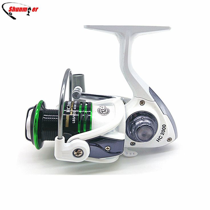 12 BB 1 fish ratio 5.2:1 Fishing Reel Spinning Reels Pesca Fishing Wheels Carretilha Para Molinete Peche Carretes Metal Carp Bal?k tutma yemler fishing quote -*- AliExpress Affiliate's buyable pin. Click the VISIT button to find out more on www.aliexpress.com