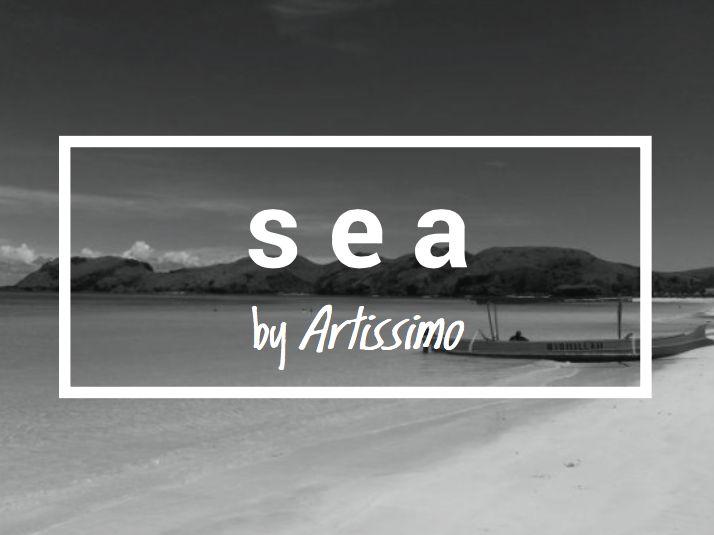 s e a  's cover #cover #sea @artissimo