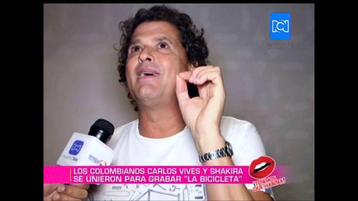 Carlos Vives en entrevista exclusiva para Tenemos Que Hablar