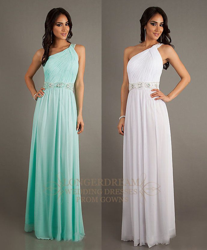 Prom dresses- simple and classy! I love it!