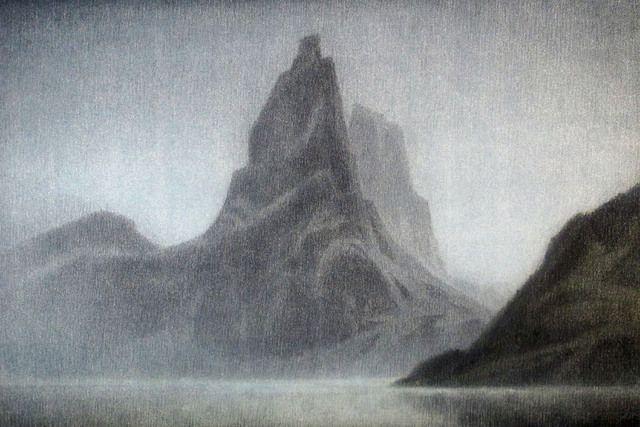 Christopher Rådlund - KRANE GALLERI & RAMMEVERKSTED AS