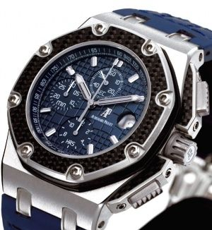 Audemars Piguet Royal Oak Offshore Juan Pablo Montoya - Watch Wiki: The Best Watches and Watch Brands