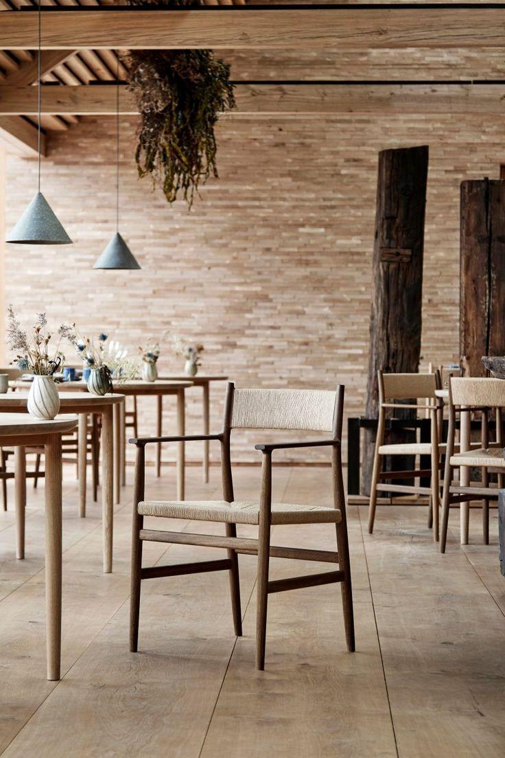 David Thulstrup Designs Symmetrical Space For Georg Jensen: Studio David Thulstrup Designs Furniture For Copenhagen
