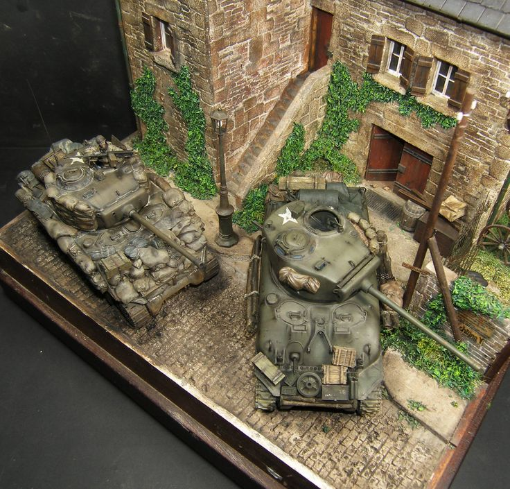 Frederico nogueira dias 1 35 dioramas pinterest for Scale model ideas