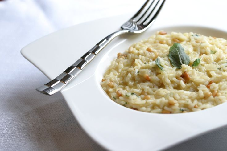 NYT Cooking: Ligurian Risotto