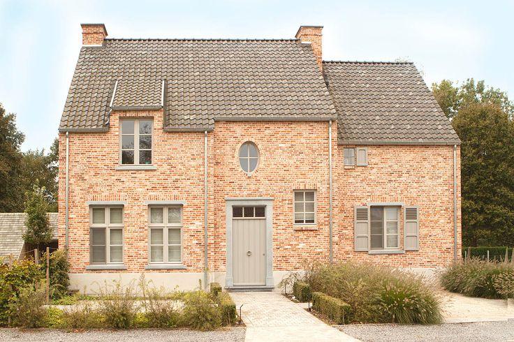 Kleur van ramen huis