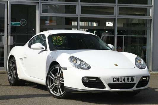 Used 2011 (11 reg) White Porsche Cayman 2.9 2dr PDK for sale on RAC Cars
