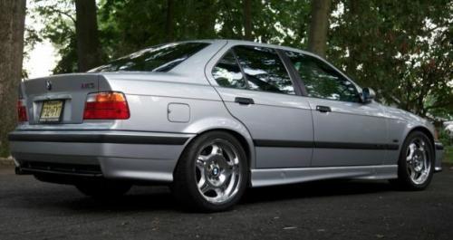 Motori: #BaT #Auction: #1997 BMW M3 Sedan 5-Speed (link: http://ift.tt/2jFQTHd )