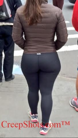Thick af milf pawg see threw thong omg - 1 part 4